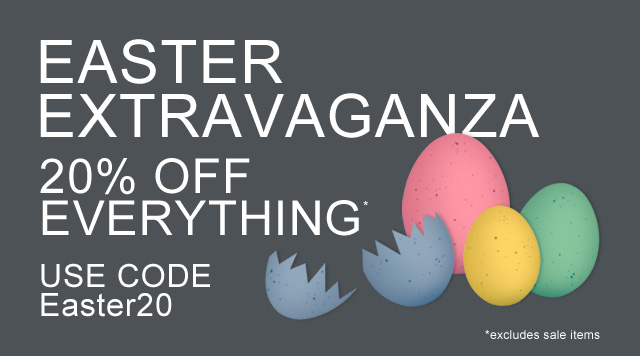 Easter 20% Off