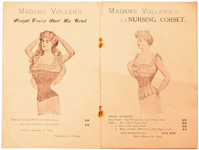 Madame Vollers Corsets