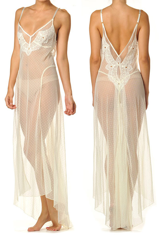 Seduce Me Gown by Shell Belle Couture