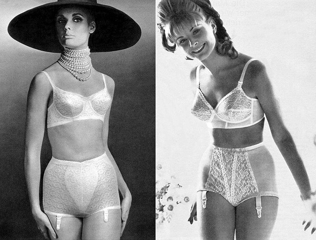 Popular 1960S lingerie the anti-Christian