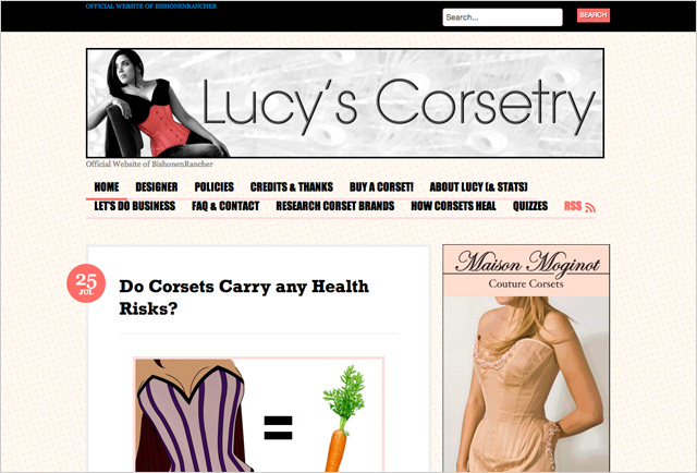 Lucy's Corsetry