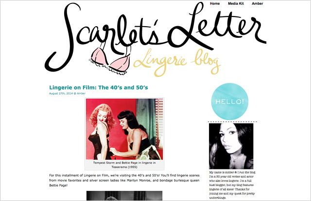 Scarlet's Letter