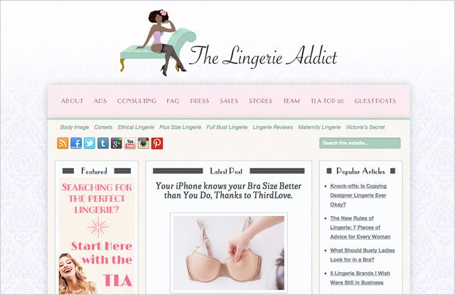 The Lingerie Addict